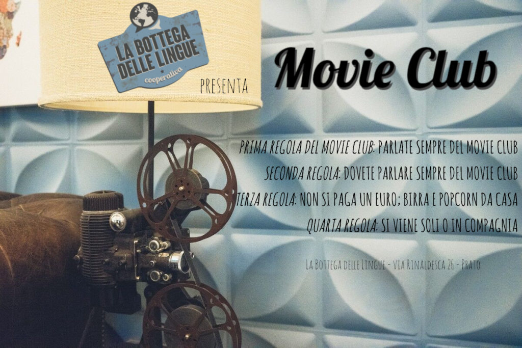 movie club bottega delle lingue